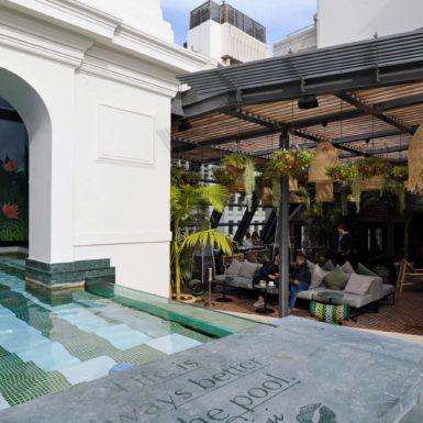 Gorgeous George Hotel